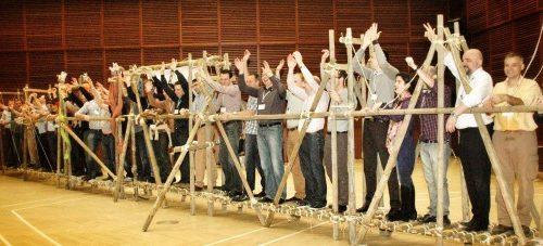 Qué hacer y qué no hacer en una actividad team building